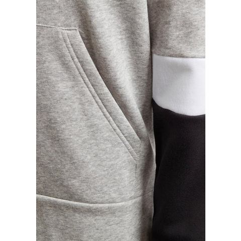 adidas Performance hoodie YOUTH BOY LINEAR CLUB HOOD FLEECE