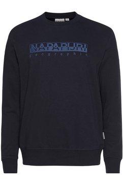 napapijri sweatshirt blauw
