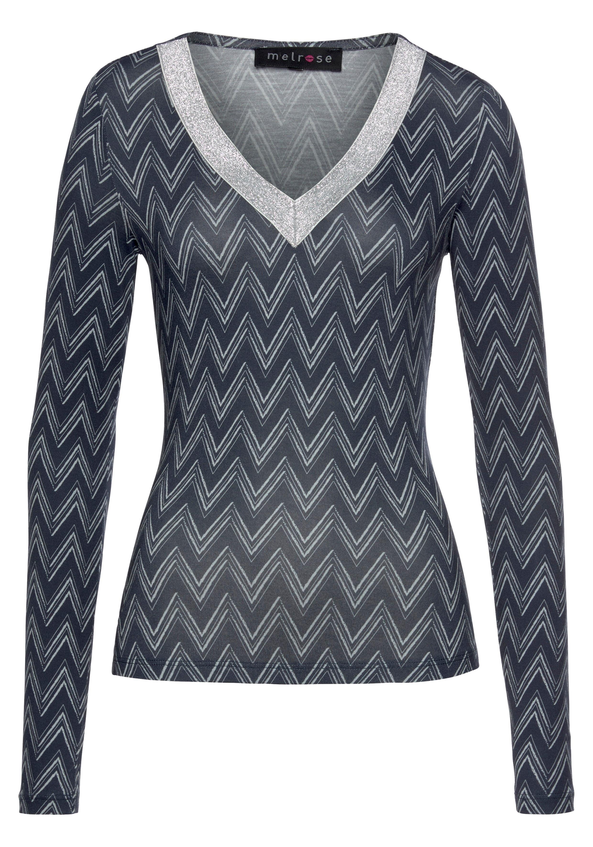 melrose shirt met lange mouwen veilig op otto.nl kopen