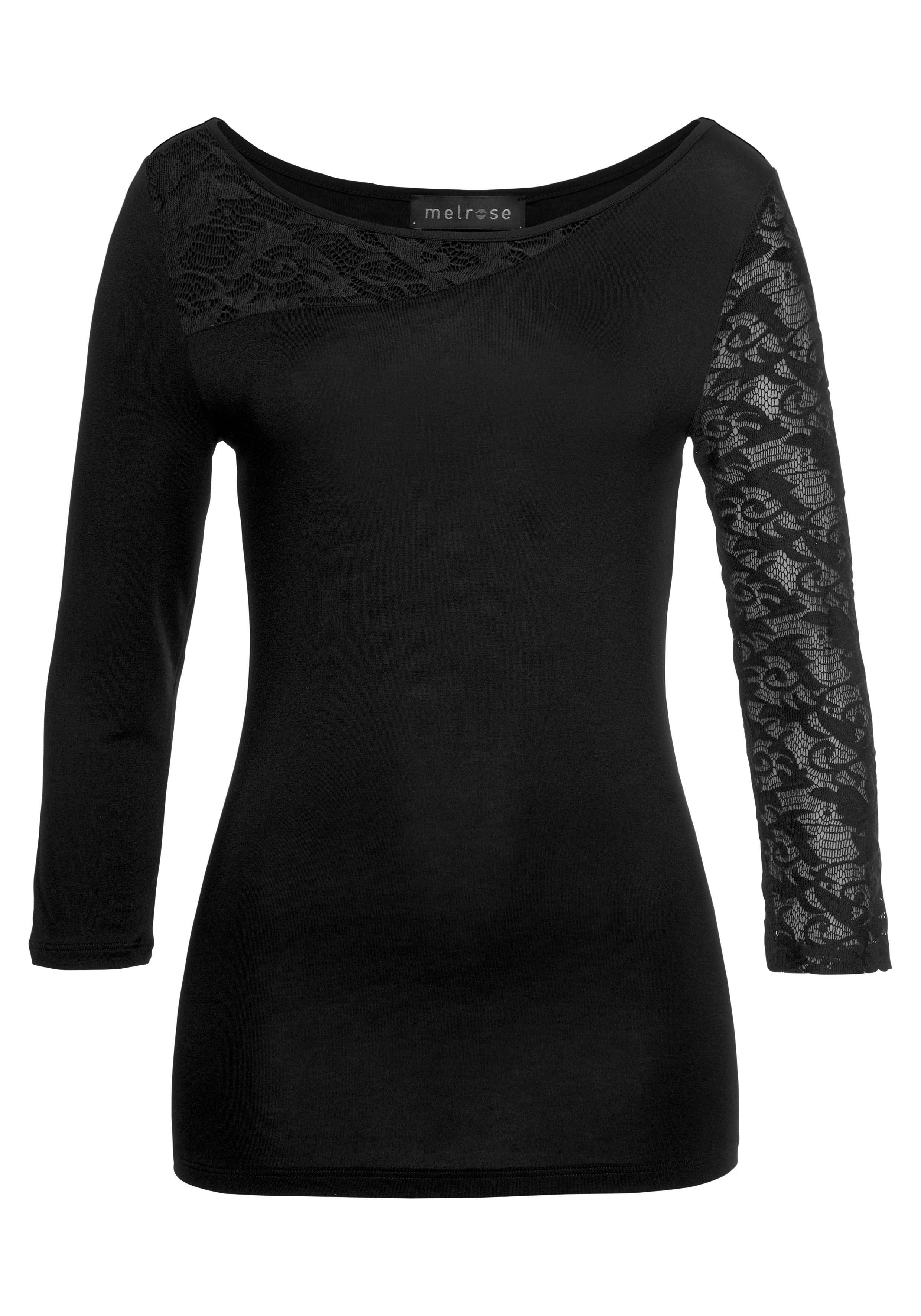 melrose kanten shirt bij OTTO online kopen