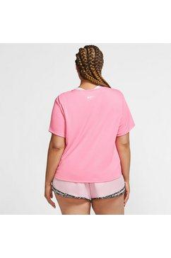 nike runningshirt »women's running top« roze