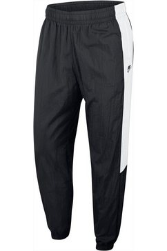 nike trainingsbroek »nike sportswear men's woven pants« zwart