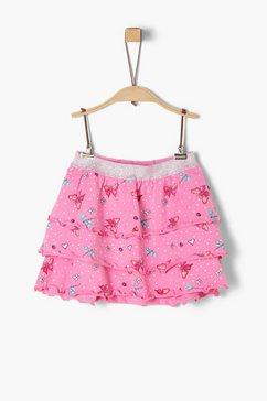 s.oliver jerseyrok_voor meisjes roze