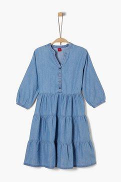 s.oliver jeansjurk_voor meisjes blauw