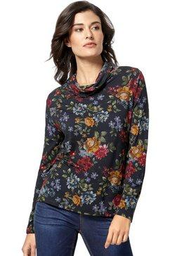 creation l shirt met lange mouwen multicolor