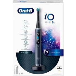 oral-b »io series 9n« elektrische tandenborstel zwart