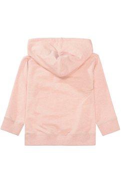 basefield hoodie roze