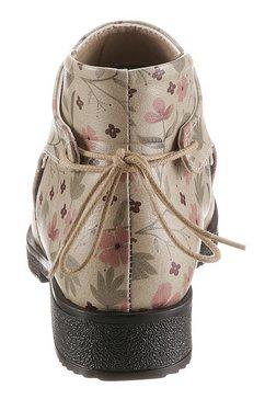 dogo boots zonder sluiting »blooming« beige
