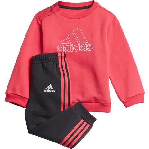 adidas Performance joggingpak MUST HAVE LOGO JOGGER FLEECE