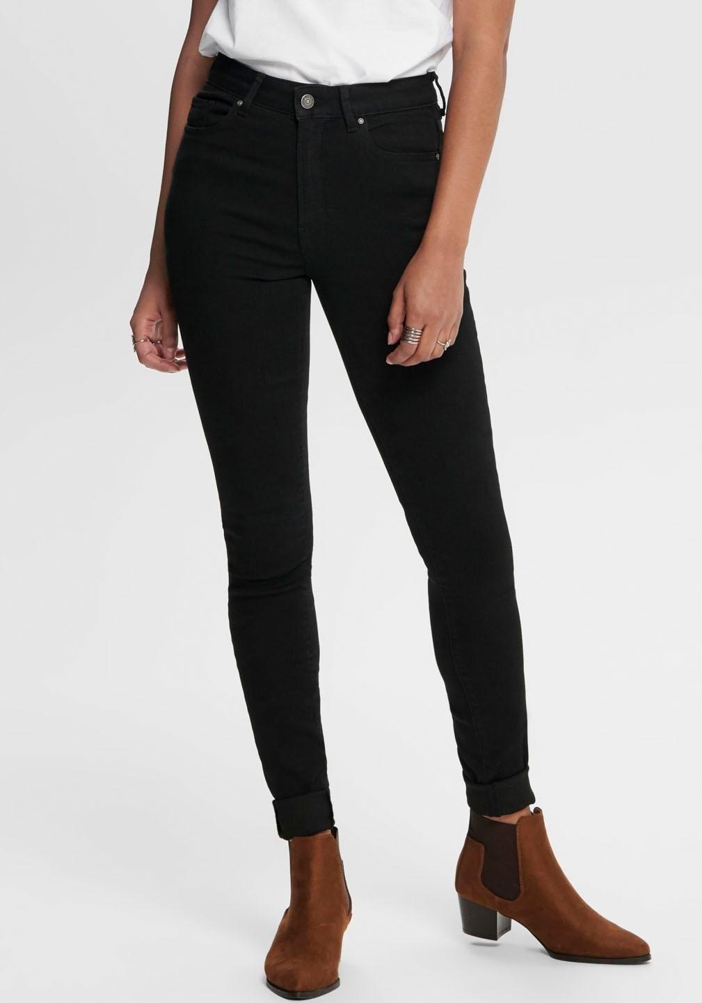 ONLY high-waist jeans »ONLGLOBAL« veilig op otto.nl kopen