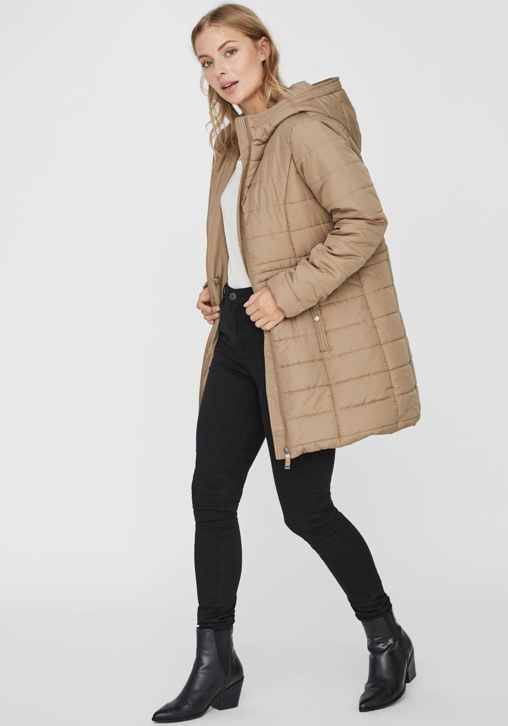 Op zoek naar een VERO MODA doorgestikte jas »VMSIMONE«? Koop online bij OTTO