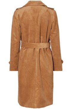 vero moda trenchcoat »vmtoni« bruin
