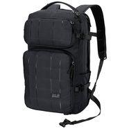jack wolfskin kofferrugzak »trt 22 pack« grijs