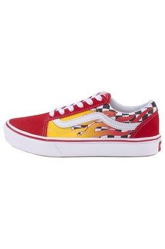 vans sneakers »comfycush old skool« rood