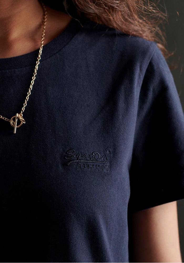 Superdry T-shirt Ol Elite Crew Tee Nu Online Kopen - Geweldige Prijs