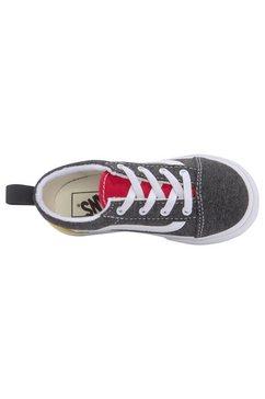 vans sneakers »old skool elastic lace« grijs