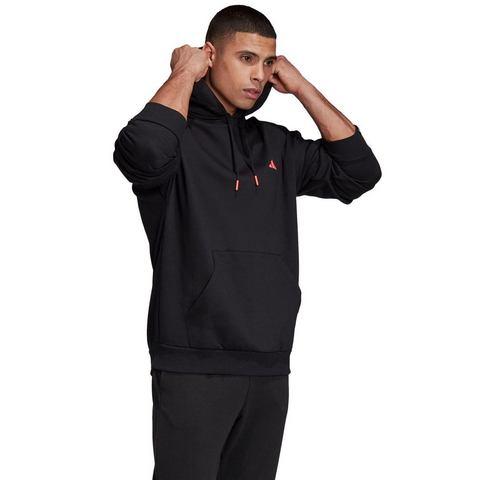 NU 20% KORTING: adidas Performance hoodie URBAN Q3 HOODY