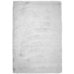 festival hoogpolig vloerkleed soft touch 900 bijzonder zacht door microvezel, woonkamer grijs
