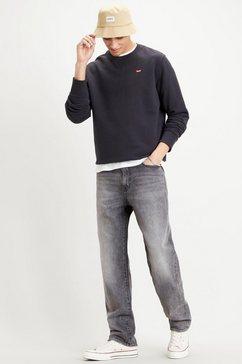 levi's sweatshirt zwart