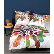 janine tweezijdig te gebruiken overtrekset »modern art 42065« multicolor