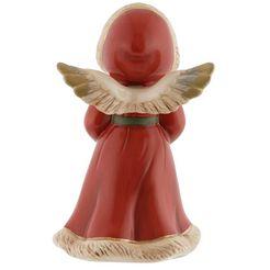 goebel engelfiguur »sternenzauber« rood