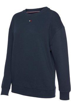 tommy hilfiger sweatshirt blauw