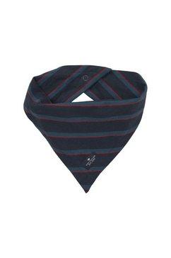 tom tailor bandana »gestreiftes bandana« blauw