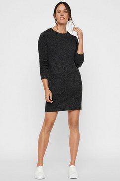 vero moda tricotjurk »vmdoffy« zwart