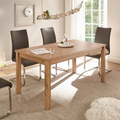 places of style eettafel »palermo« beige