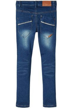 name it stretch jeans blauw