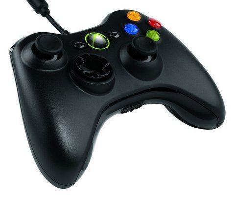 XBOX360-controller, Microsoft