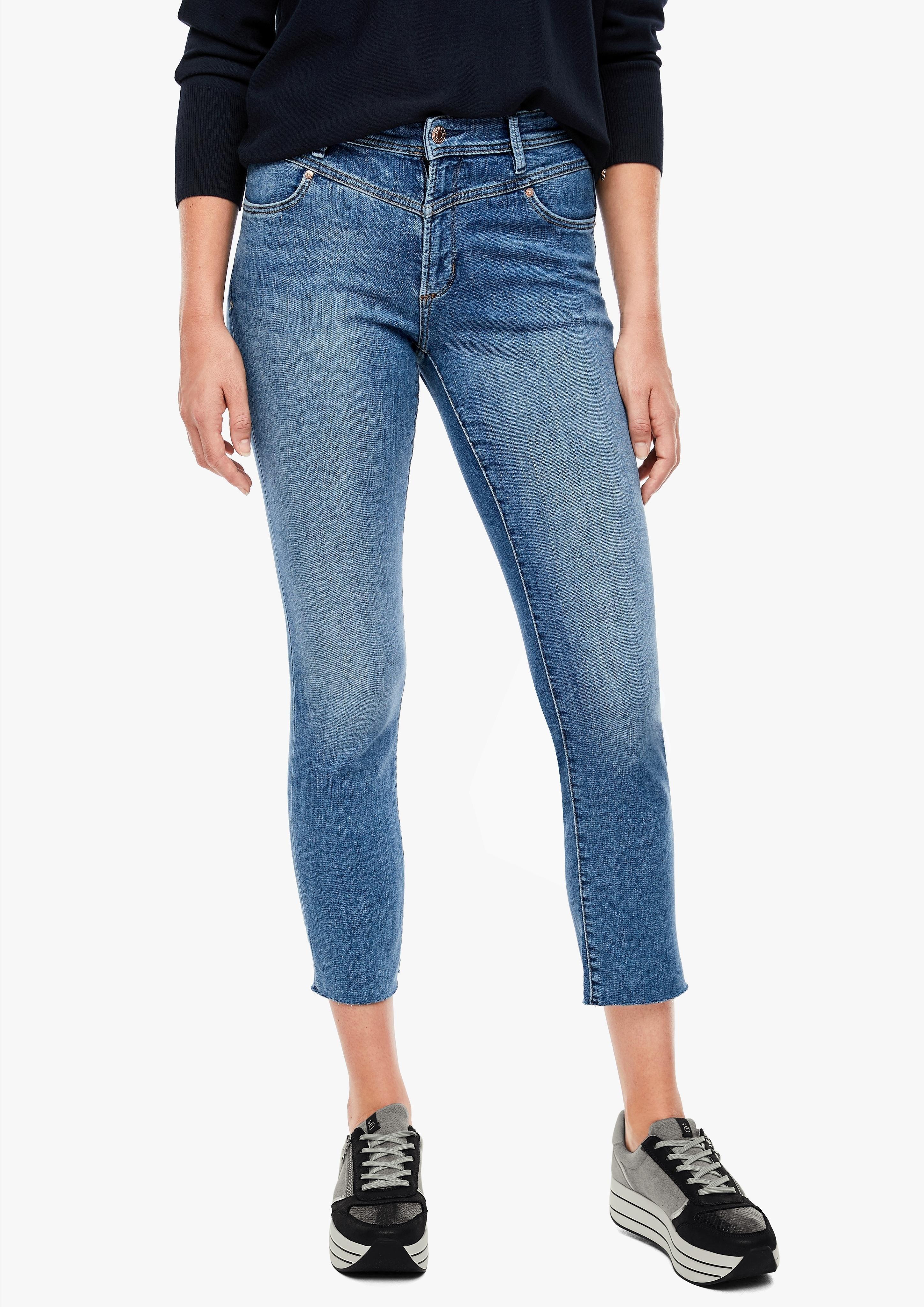 s.Oliver RED LABEL s.Oliver 7/8 jeans in de webshop van OTTO kopen