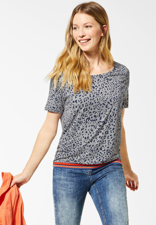 Cecil shirt met ronde hals bestellen: 30 dagen bedenktijd