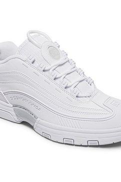 dc shoes - legacy - schoenen voor heren wit