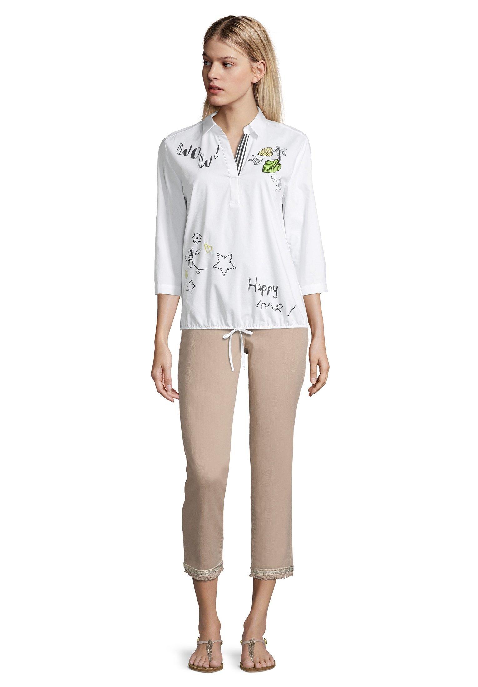 Betty Barclay overhemdblouse »mit Gummizug« goedkoop op otto.nl kopen