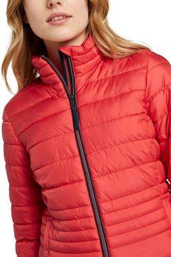 tom tailor gewatteerde jas rood