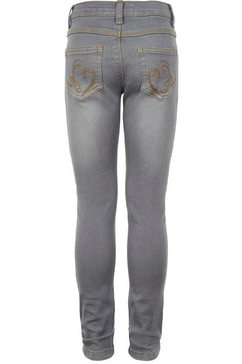 creamie stretch jeans grau