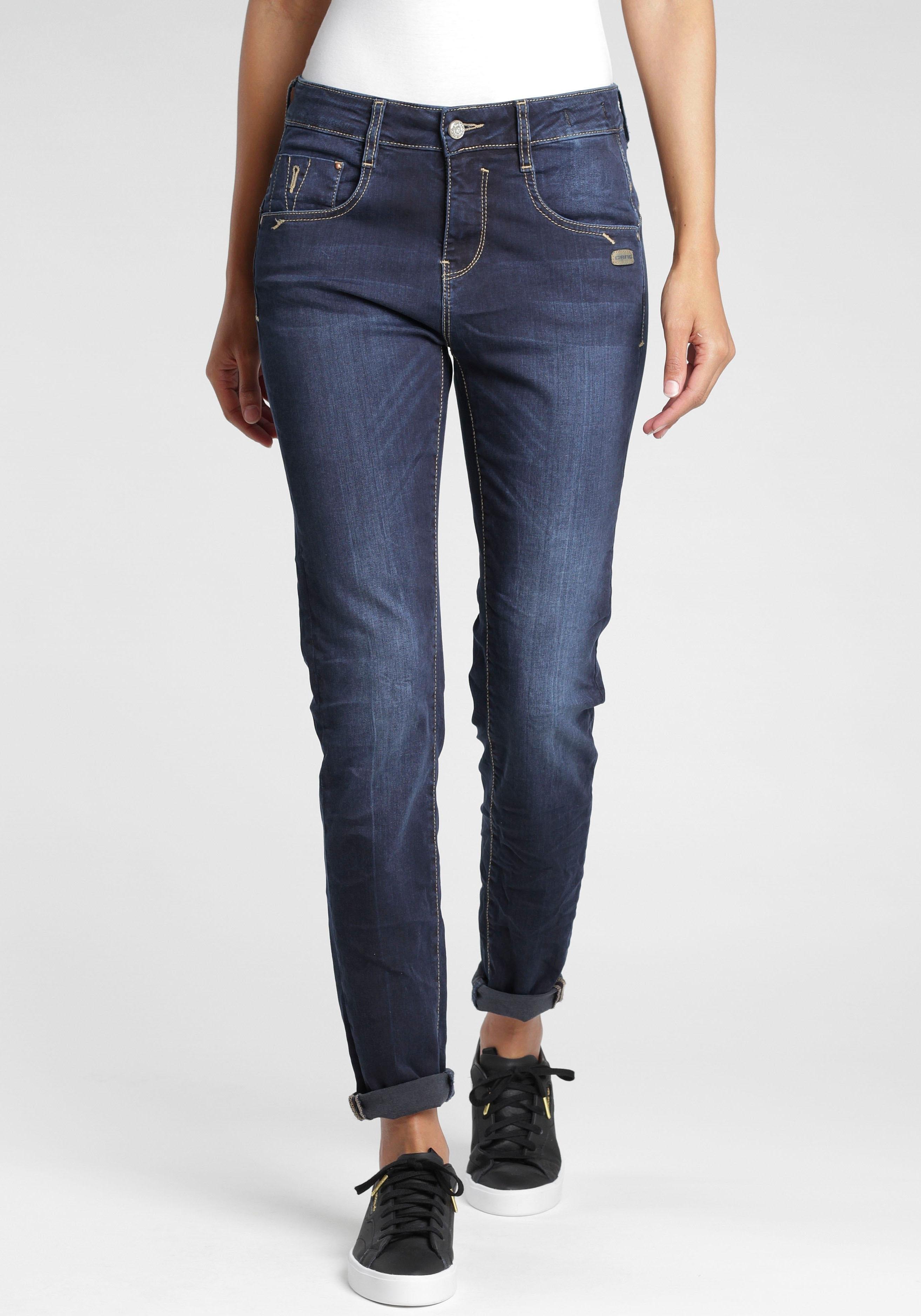 GANG straight jeans »Rubinia« in de webshop van OTTO kopen