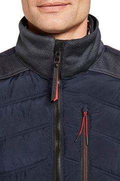 tom tailor outdoorjack blauw