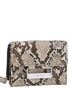gerry weber bags portemonnee »talk different snake purse mh9fz« beige