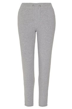 awdis trainingsbroek »just cool damen girlie tapered jogging hose« grijs