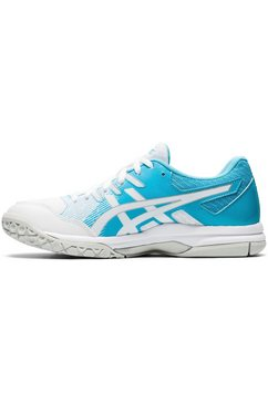 asics indoorschoenen »gel-rocket 9« wit