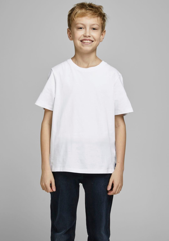 Jack & Jones Junior T-shirt »JJEORGANIC BASIC TEE SS« bestellen: 30 dagen bedenktijd