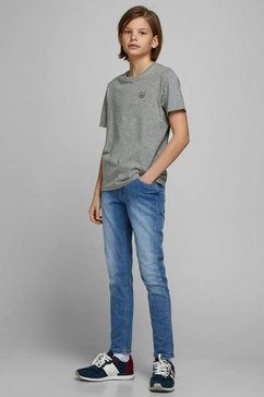 jack  jones junior 5-pocketsjeans »jjiliam jjoriginal agi 0« blauw