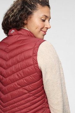 maier sports bodywarmer rood