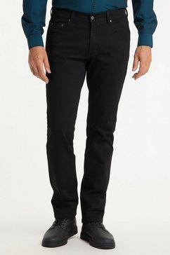 pioneer jeans heren »rando« blauw
