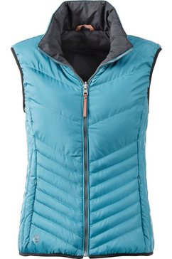 deproc active bodywarmer »highlands women« blauw