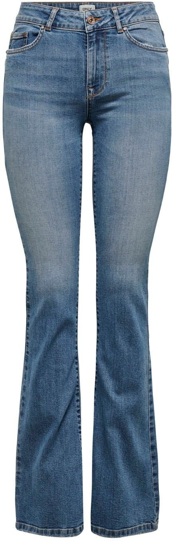 ONLY bootcut jeans »ONLHUSH« online kopen op otto.nl