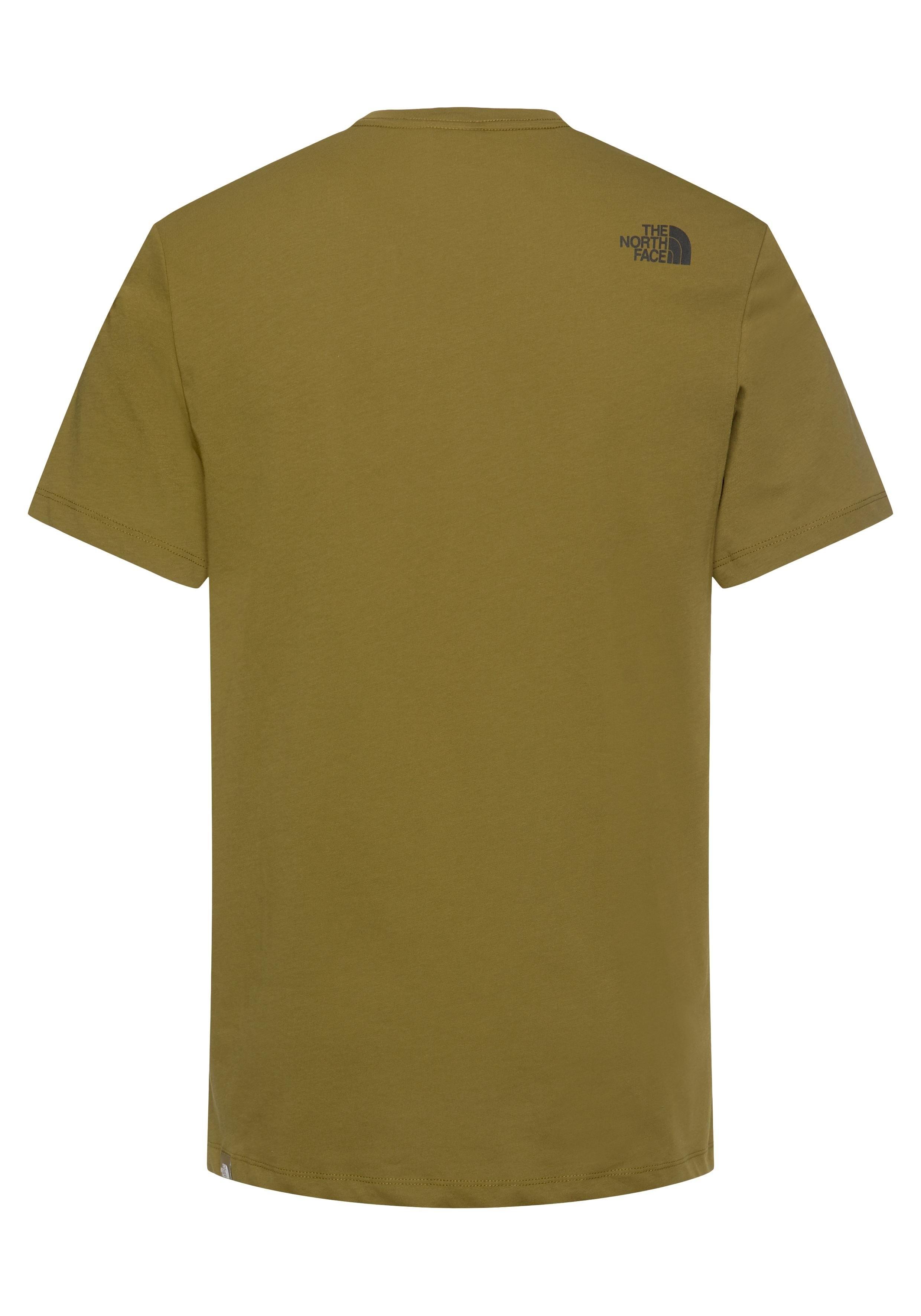 The North Face T-shirt - verschillende betaalmethodes