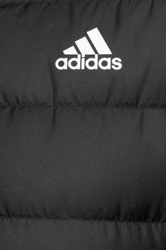adidas performance outdoorjack essentials daunenjacke zwart